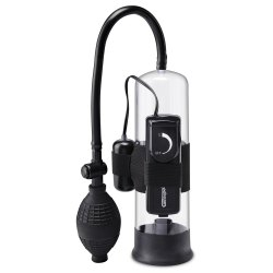 Pompa Vibrante per Pene Pipedream Pump Worx Beginner's Vibrating Pump PD3250-23 Black