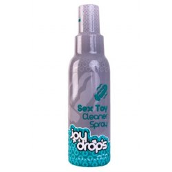 Toy Cleaner Detergente per Pulire Sex Toy Joy Drops 100 ml