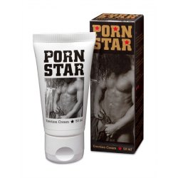 Crema Aumento Erezione Porn Star Erection Cream 50 ml