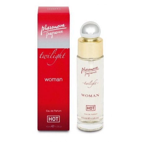 Fragranza ai Feromoni Woman Profumo Attrattivo HOT Twilight 45 ml
