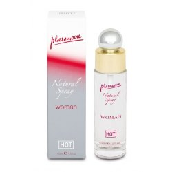 Feromoni per Donna  Senza Profumo HOT Pheromone Natural Spray Woman 45ml Inodore
