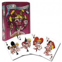 XXX Carte da Gioco per Adulti Kamasutra Poker Playing Cards