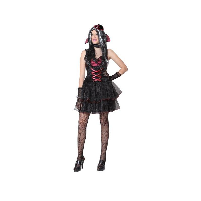 Costume donna vampira sexy vestito carnevale vampiria - Porno dive tedesche ...