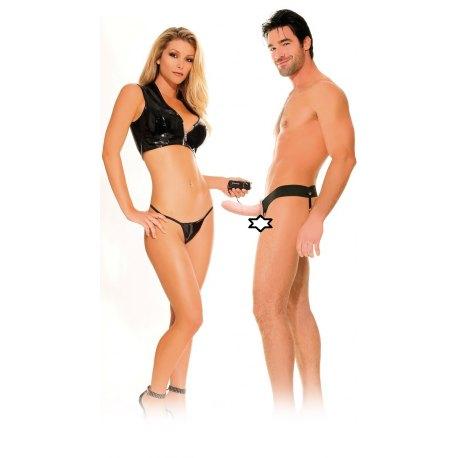 Dildo Vibrante Indossabile per Uomo o Donna, Fallo Vibratore Strap On Pipedream