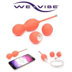 We-Vibe Bloom Palline Vaginali Vibranti con App su SmartPhone