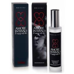 Amore intenso Olio Massaggi e Lubrificante 50 ml, Afrodisiaco