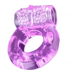 Anello Fallico Vibrante Butterfly Vibrating E Ring
