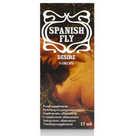 Spanish Fly Extra Afrodisiaco Gocce Eccitante per Uomo e Donna 15 ml
